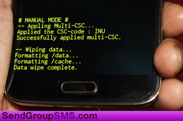 Samsung Galaxy S5   Software Information Blog