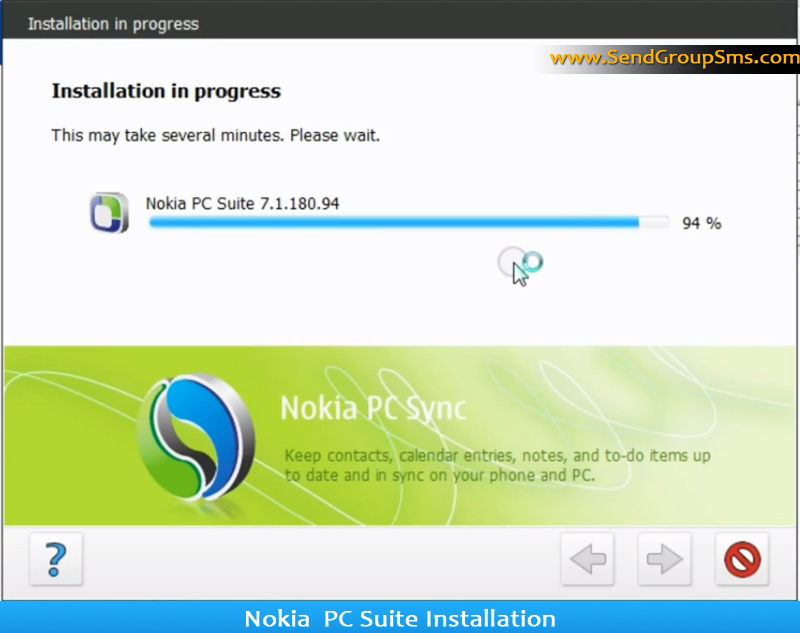 How To Send Thousands Of Messages From Nokia Gsm Mobile