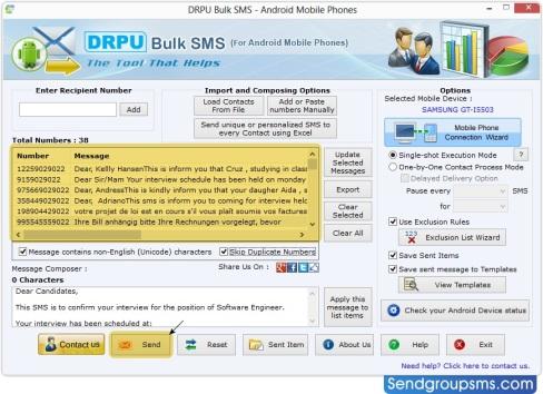 Bulk SMS Software step-06