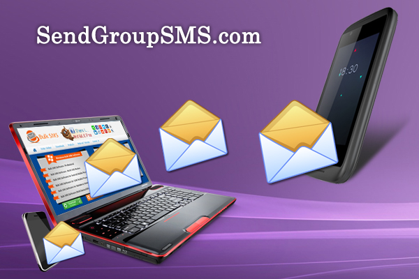Group SMS Software